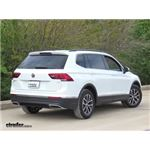 Curt Trailer Hitch Installation - 2018 Volkswagen Tiguan