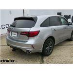 etrailer.com Trailer Hitch Installation - 2019 Acura MDX