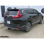 Draw-Tite Max-Frame Trailer Hitch Installation - 2019 Honda CR-V