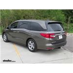 Draw-Tite Max-Frame Trailer Hitch Installation - 2019 Honda Odyssey