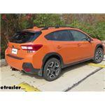 Draw-Tite Max-Frame Trailer Hitch Installation - 2019 Subaru Crosstrek
