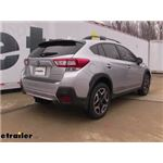 Curt Trailer Hitch Installation - 2019 Subaru Crosstrek