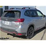 Draw-Tite Max-Frame Trailer Hitch Installation - 2019 Subaru Forester