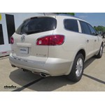 Video install trailer hitch receiver 2012 buick enclave 75528