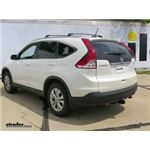 Trailer Hitch Installation - 2014 Honda CR-V - Draw-Tite