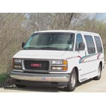 Video install trailer wiring 1996 gmc savana van 118335
