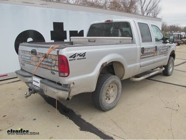 2000 f250 trailer wiring harness 2000 image wiring trailer wiring harness installation 2000 ford f 250 and f 350 on 2000 f250 trailer wiring