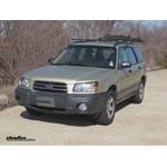 Trailer Wiring Harness Installation - 2003 Subaru Forester - Hopkins