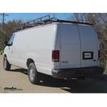 Trailer Wiring Harness Installation - 2005 Ford Van