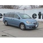 Trailer Wiring Harness Installation - 2005 Honda Odyssey
