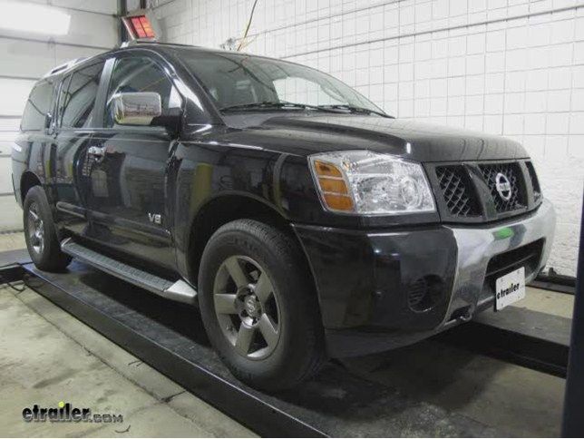 nissan armada towing wiring harness wiring diagram and hernes infiniti qx56 hitch wiring home diagrams