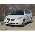 hitch recommendation for an all wheel drive 2003 pontiac vibe. Black Bedroom Furniture Sets. Home Design Ideas