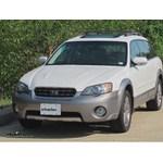 Trailer Wiring Harness Installation - 2005 Subaru Outback Wagon