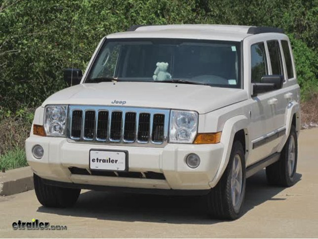install trailer wiring 2008 jeep commander 118408_644 trailer wiring harness installation 2008 jeep commander video 2007 jeep grand cherokee tail light wiring diagram at bakdesigns.co