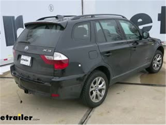 [SCHEMATICS_48EU]  Curt Powered Tail Light Converter Installation - 2010 BMW X3 Video |  etrailer.com | 2010 Bmw X3 Fuse Box |  | etrailer.com