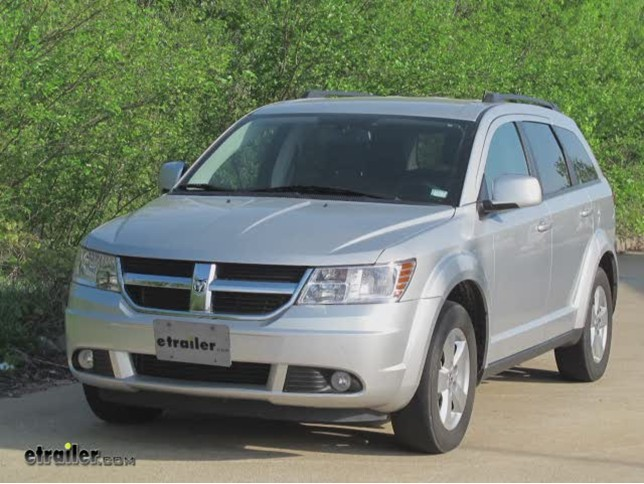2010 dodge journey custom fit vehicle wiring tow ready. Black Bedroom Furniture Sets. Home Design Ideas