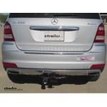 Best mercedes benz gl class accessories for Mercedes benz gl450 ski rack