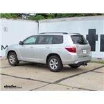 Trailer Wiring Harness Installation - 2010 Toyota Highlander