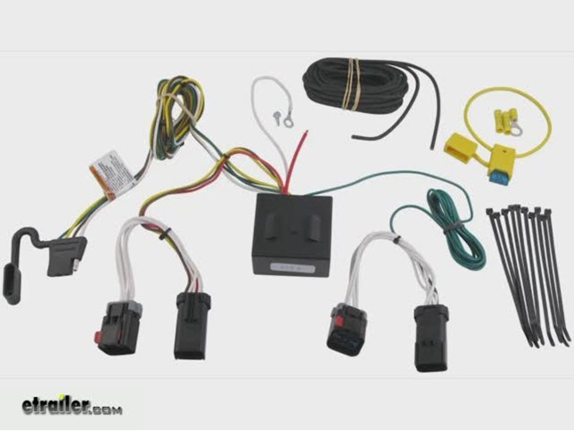 install trailer wiring 2011 jeep compass 118539_644 trailer wiring harness installation 2011 jeep compass video  at bakdesigns.co