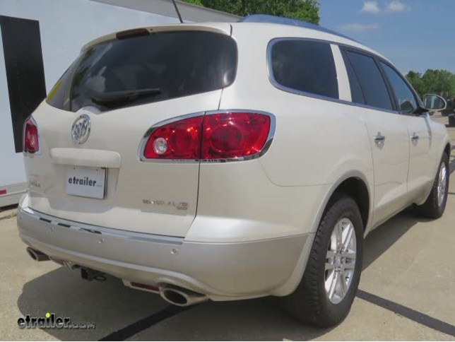 install trailer wiring 2012 buick enclave 118450_644 trailer wiring harness installation 2012 buick enclave video 2013 buick enclave trailer wiring harness at nearapp.co