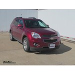 Trailer Wiring Harness Installation - 2012 Chevrolet Equinox