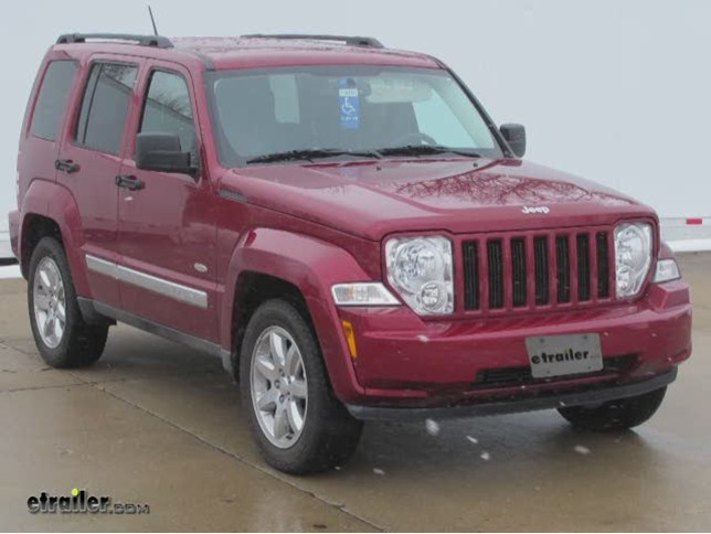 Correct Tow Wiring Harness for 2008 Jeep Liberty etrailercom