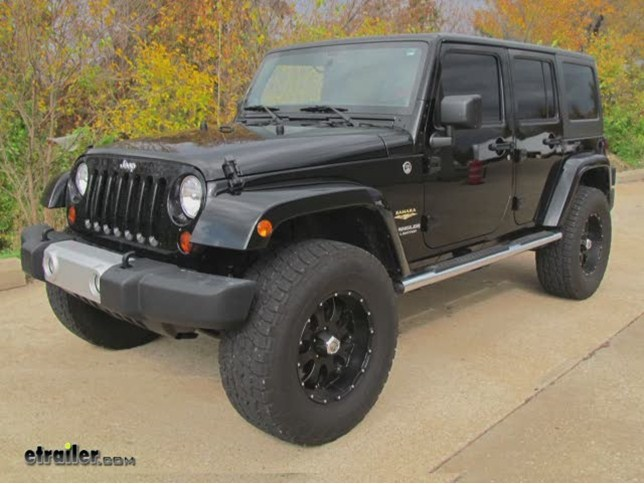 Wiring Jeep Wrangler Lights For Towing - Wiring Diagram Data on