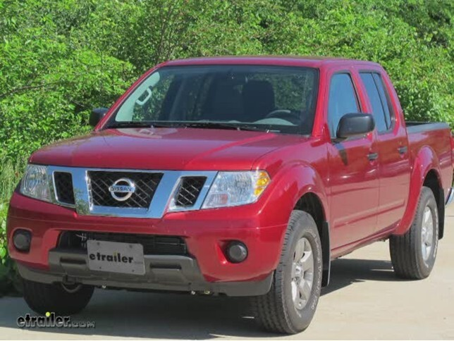 2012 Nissan Frontier Trailer Wiring Diagram Wiring Diagram Data Schema