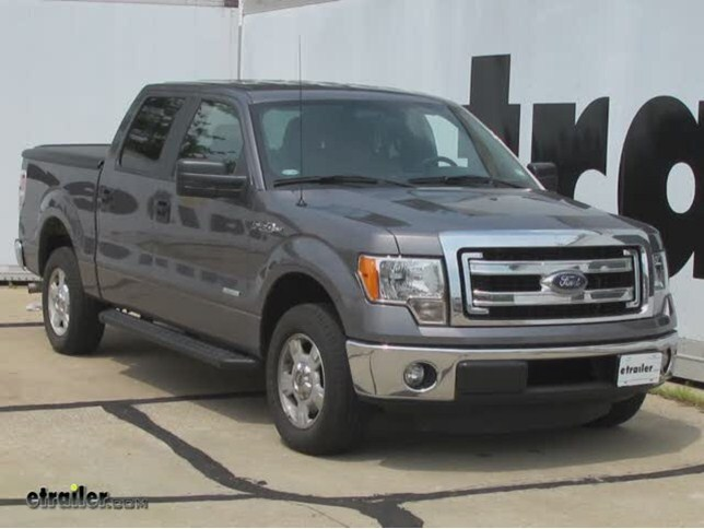 Parts Needed to Install 7-Way on 2016 Ford F-150 with 4-Way ...