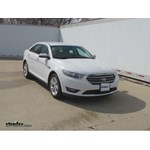 2016 ford taurus t one vehicle wiring harness with 4 pole flat rh etrailer com Ford Trailer Wiring Harness Diagram Ford Escape Trailer Wiring Harness