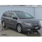 Trailer Wiring Harness Installation - 2013 Honda Odyssey