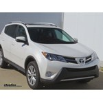 Tow Ready Trailer Wiring Harness Installation - 2013 Toyota RAV4