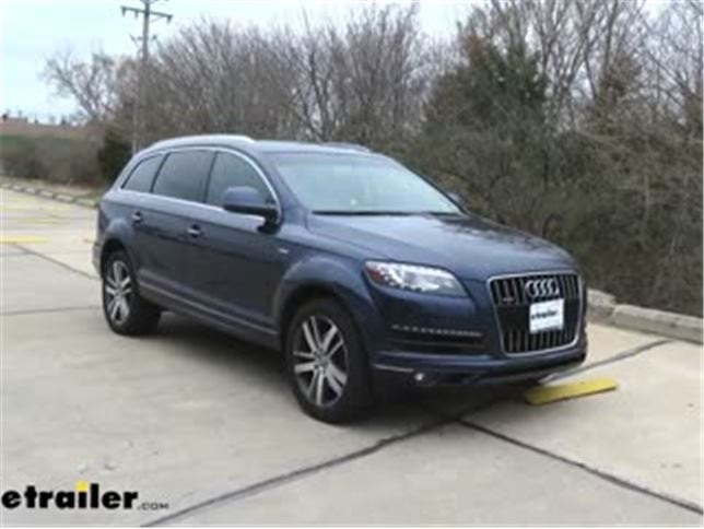 upgraded heavy duty modulite circuit protected vehicle wiring harness with 4 pole trailer connector Audi Q7 Trailer Wiring Troubleshooting