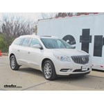 Trailer Wiring Harness Installation - 2014 Buick Enclave