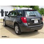 Trailer Wiring Harness Installation - 2014 Chevrolet Equinox