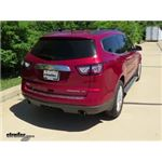 Trailer Wiring Harness Installation - 2014 Chevrolet Traverse
