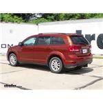 Trailer Wiring Harness Installation - 2014 Dodge Journey