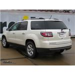Trailer Wiring Harness Installation - 2014 GMC Acadia