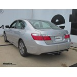 Trailer Wiring Harness Installation - 2014 Honda Accord