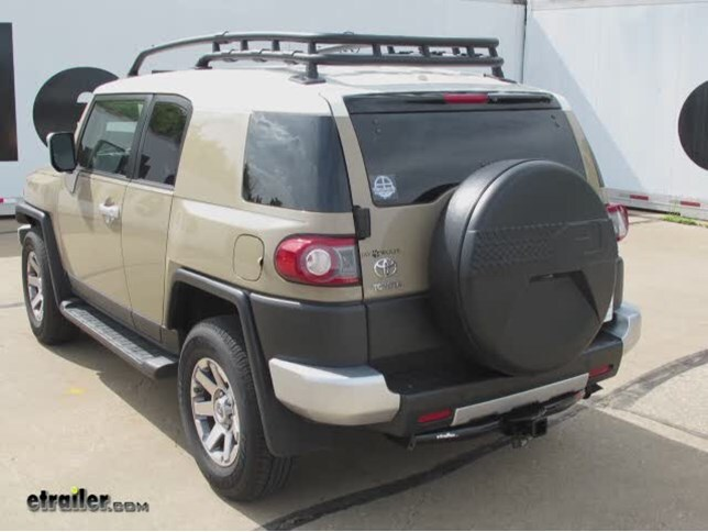 install trailer wiring 2014 toyota fj cruiser c55567_644 trailer wiring harness installation 2014 toyota fj cruiser video fj cruiser hitch wiring harness at bayanpartner.co