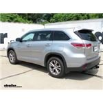 Trailer Wiring Harness Installation - 2014 Toyota Highlander