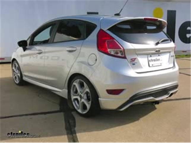 2014 Ford Fiesta Custom Fit Vehicle Wiring