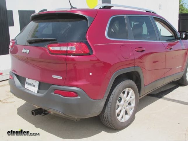 Hitch Recommendation for a 2015 Jeep Cherokee Trailhawk etrailercom