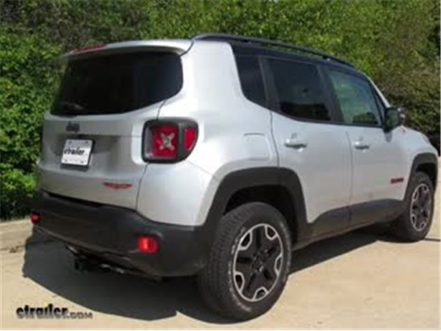 Excellent Trailer Wiring Harness Installation 2015 Jeep Renegade Video Wiring Cloud Peadfoxcilixyz