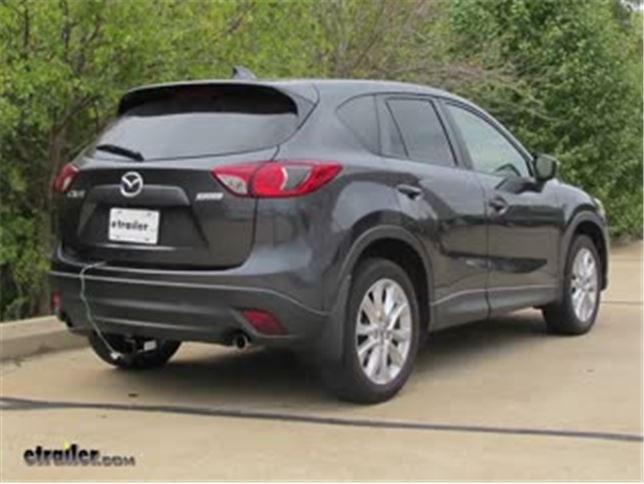 [SCHEMATICS_4US]  Trailer Wiring Harness Installation - 2015 Mazda CX-5 Video | etrailer.com | Mazda Cx 5 Trailer Wiring Diagram |  | etrailer.com