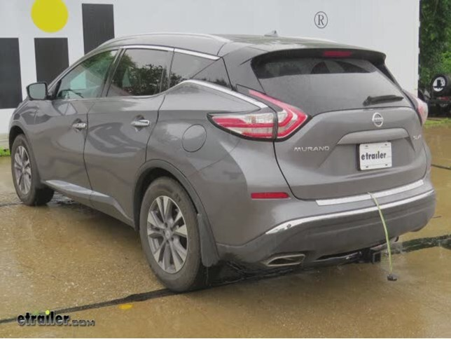 install trailer wiring 2015 nissan murano c56267_644 trailer wiring harness installation 2015 nissan murano video  at bakdesigns.co