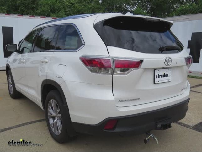 install trailer wiring 2015 toyota highlander 20036_644 tow ready 4 pole to 5 pole trailer wiring adapter installation 5 Pin Trailer Light Harness at readyjetset.co