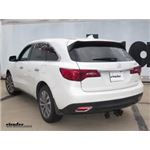 Acura MDX Trailer Wiring | etrailer.com on