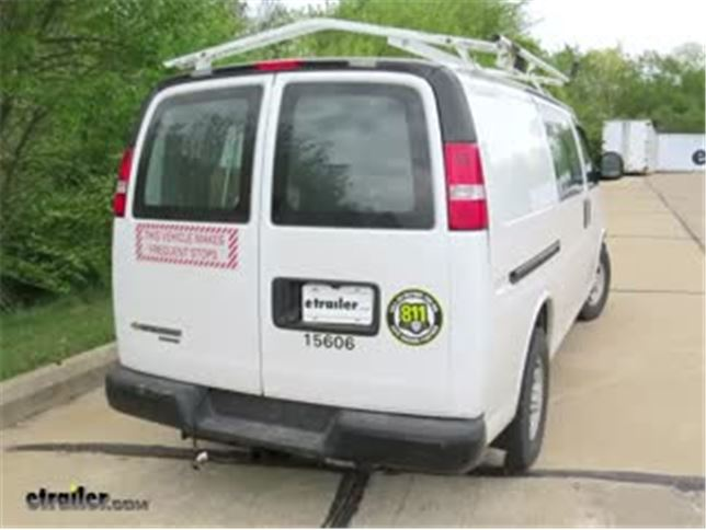 install trailer wiring 2016 chevrolet express van 118392_644 trailer wiring harness installation 2016 chevrolet express van  at fashall.co