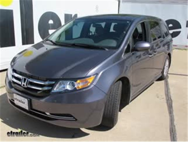 install trailer wiring 2016 honda odyssey 118521_644 trailer wiring harness installation 2016 honda odyssey video  at soozxer.org